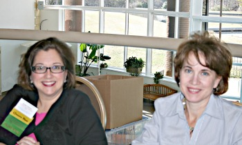 Conference chairs, Ginger Hilleary and Mary Cragun