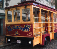 richmond trolley