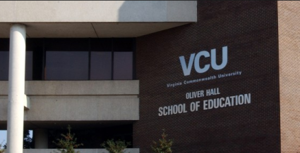 VCU School of Education image of Oliver Hall