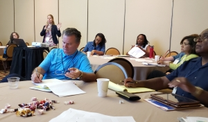 Board engagement workshop at the AE&L conference